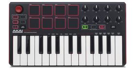 Akai's new MPK MIDI controller keyboards now available