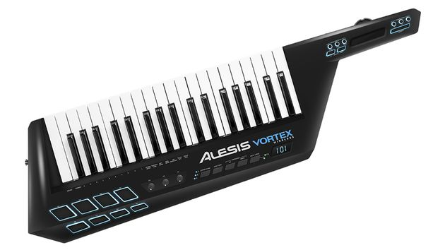 Play your keytar with freedom with the Vortex Wireless.