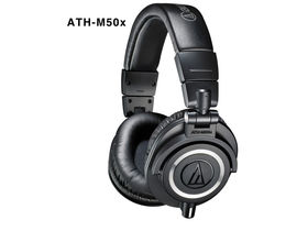 NAMM 2014: Audio-Technica reveals new M-Series headphones