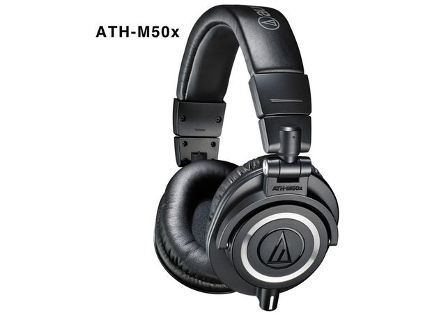 ATH-M50x Professional Monitor Headphone