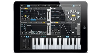 Cakewalk updates Z3TA+ for iPad