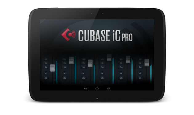Cubase iC Pro for Android can be downloaded via Google Play and the Amazon Appstore
