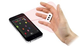 IK Multimedia announces iRing, affordable iOS motion controller