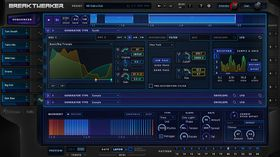 NAMM 2014: iZotope and BT announce BreakTweaker beat plugin
