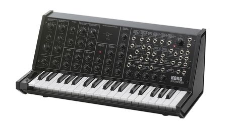 Korg MS-20 kit - fully assembled