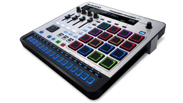 Le nouveau M-Audio Trigger Finger Pro