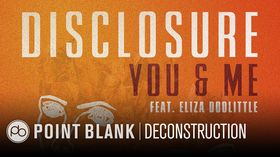 Disclosure's You & Me deconstructed in Logic Pro X