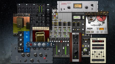 The Apollo Twin ships with a selection of UAD Powered Plug-ins.