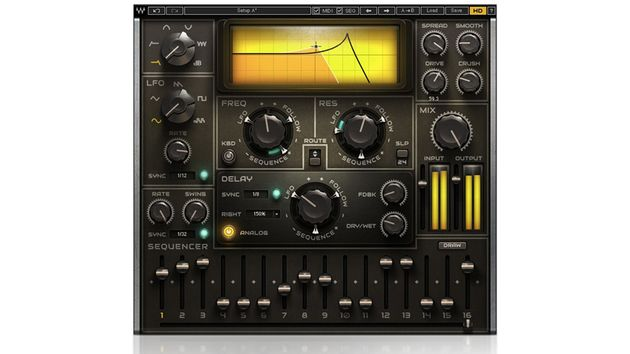 MetaFilter promises classic sounds with modern levels of control.