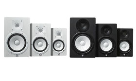 NAMM 2014: Yamaha launches white HS Studio monitors