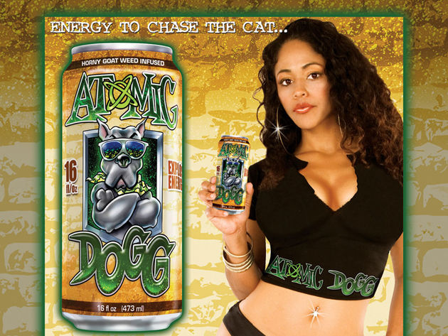Can you handle the Atomic Dogg?
