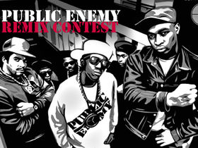 Remix Public Enemy and win a home studio