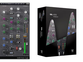 Waves completes the SSL 4000 Collection