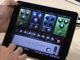 FIRST LOOK: AmpliTube for iPad