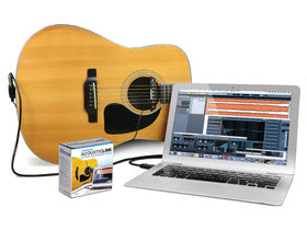 Summer NAMM 2011: Alesis AcousticLink connects your guitar to a computer