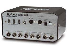 Summer NAMM 2011: Akai EIE Pro audio interface unveiled