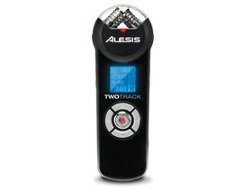 Summer NAMM 2011: Alesis shows TwoTrack portable audio recorder