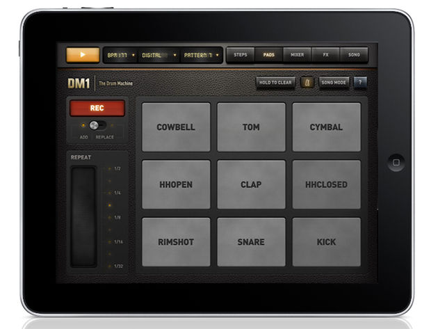 Fingerlab DM1, £1.19