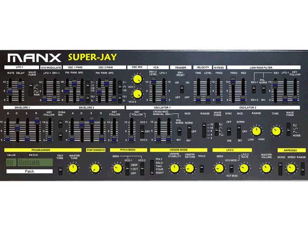 Manx Super-Jay