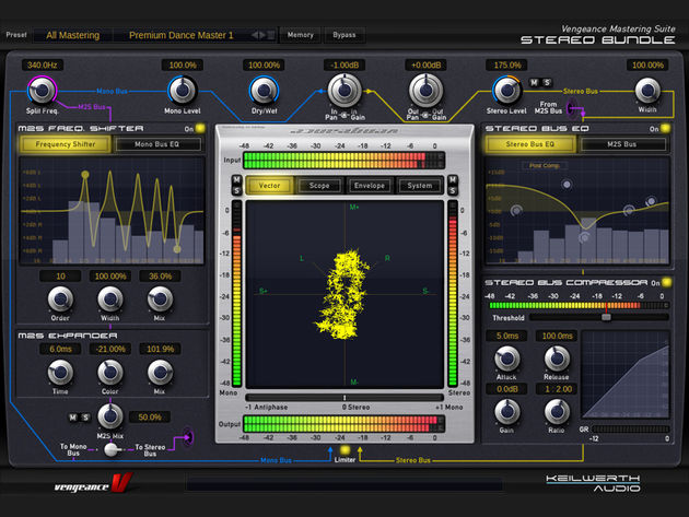 Vengeance Sound Vengeance Mastering Suite: Stereo Bundle