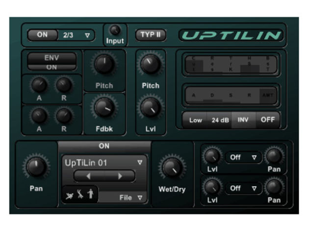 Tekky Synths UpTiLin