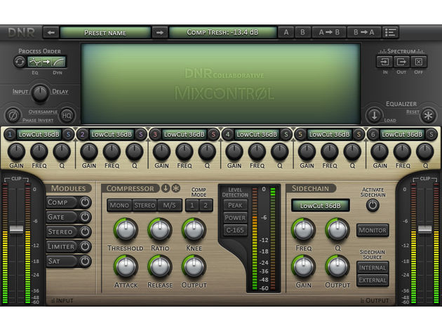 DNR Collaborative Designs MixControl Pro