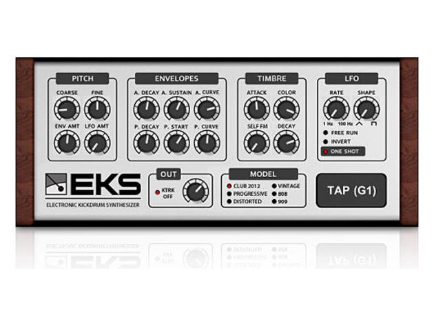Synapse Audio EKS Pro
