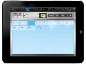 Retronyms Tabletop: modular iPad studio app