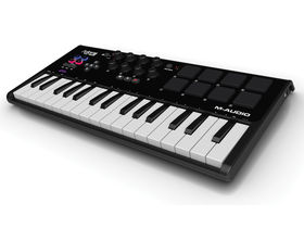 Summer NAMM 2012: M-Audio Axiom A.I.R. MIDI controllers unveiled