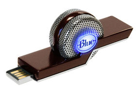 Blue Tiki mic released: plugs straight into USB port