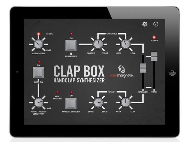 Puremagnetik Clap Box, £1.49/$1.99