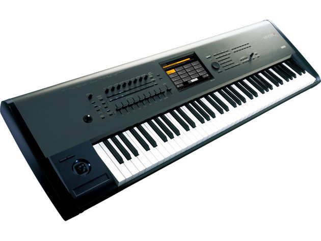Korg Kronos X 73: click the photo for more images.