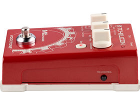 Summer NAMM 2012: TC-Helicon VoiceTone Mic Mechanic pedal