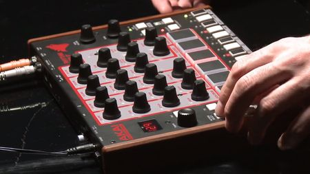 Akai Rhythm Wolf video demo surfaces