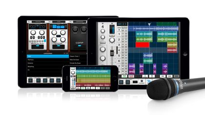 IK Multimedia VocaLive 2 adds DAW-style features