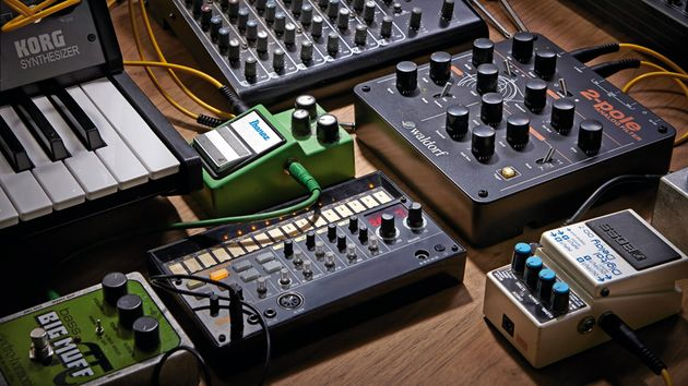 Whether you're using hardware or software, when it comes to sound design, the trick is to experiment.