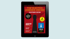 Kraftwerk-themed magazine released for iPad and iPhone