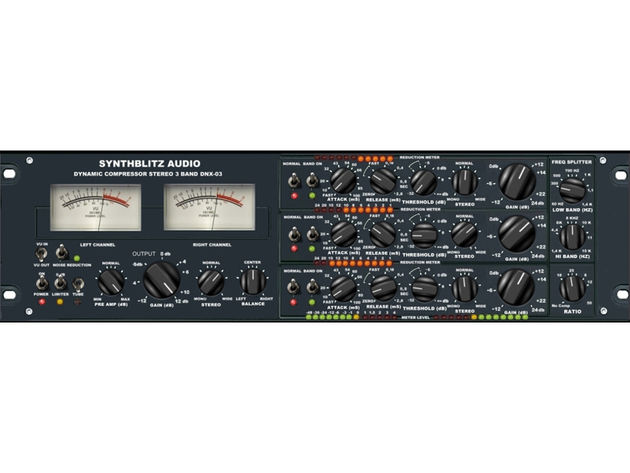 Synthblitz Audio DNX-03 Multiband Compressor