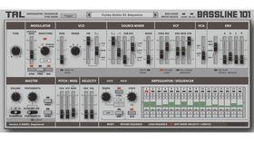 Togu Audio Line releases TAL-BassLine-101