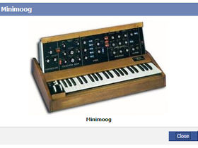 Facebook gets Analog Synths application