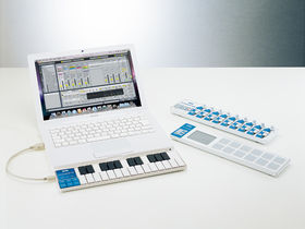 Korg nanoSeries puts laptop users in control