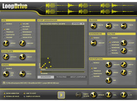 LoopDrive3 is free beat slicer