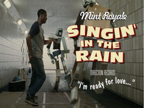 Mint Royale's Singin' In The Rain remix set to top the charts