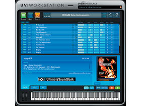 UVI Workstation is free workhorse instrument