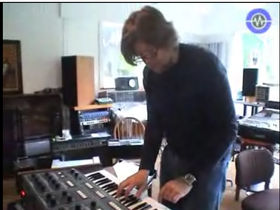 Goldfrapp's Will Gregory talks synths