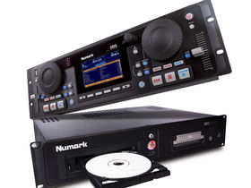 Numark DJ CD deck is 'future-proof'