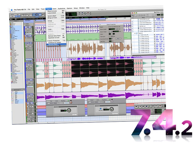 The pro DAW is now available for Apple's swanky OS