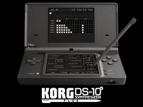 Korg DS-10 Plus coming to Nintendo DSi