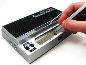 Man turns Stylophone into MIDI controller