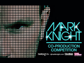 Your chance to co-produce a track with Mark Knight